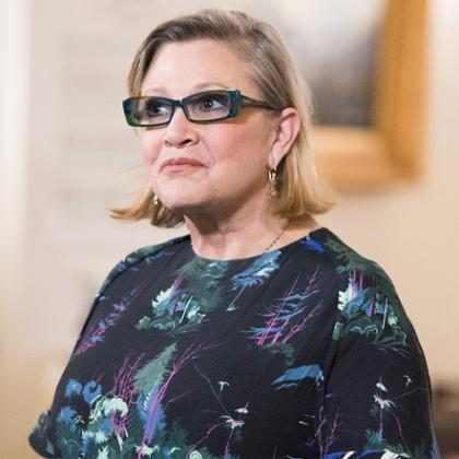 Carrie Fisher já tinha gravado todas as cenas de Star Wars: Episódio VIII
