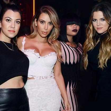 Irmãs Kardashian não querem que Blac Chyna use o sobrenome