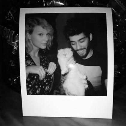 Taylor Swift e Zayn Malik lançam parceria para trilha de 50 Tons Mais Escuros