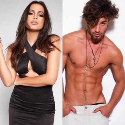 Anitta tem casa invadida por fã e presta depoimento com Pablo Morais