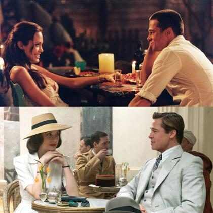 Angelina Jolie pediu divórcio após descobrir caso de Brad Pitt com Marion Cotillard