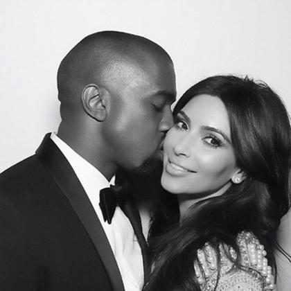 Kanye West le regaló a Kim Kardashian otro gigante anillo de diamante que tienes que ver para creer (+ Video)