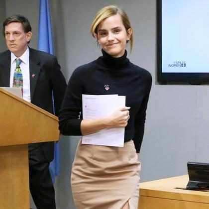 Emma Watson lacra ao lançar clipe sobre empoderamento feminino