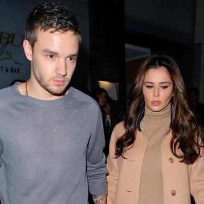 Un poco tarde, pero así es cómo Cheryl Cole confirmó su embarazo con Liam Payne (+ Foto)
