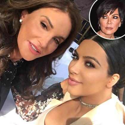 Kim Kardashian acusa a Caitlyn Jenner de desacreditar a Kris Jenner en sus memorias