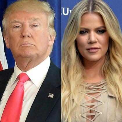 ¡Hora de la venganza! Khloé Kardashian le responde a Donald Trump y muestra lo ridículo que le parece el magnate