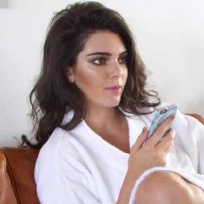 Kendall Jenner confesó cuál es su adicción y qué le molesta de Kylie