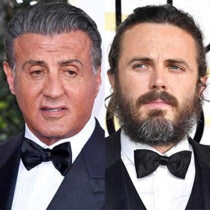 Te contamos por qué Sylvester Stallone y Casey Affleck se pelearon en los Golden Globes pero no te enteraste