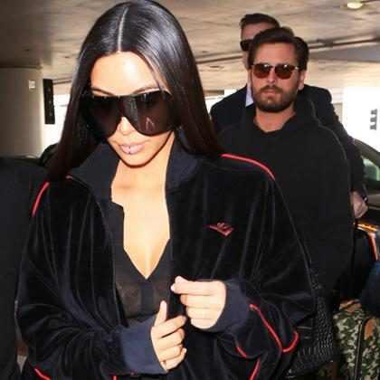 Kim Kardashian está lista para volver al ruedo y lo hace junto a Scott Disick (+ Foto)