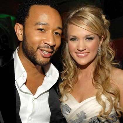 John Legend e Carrie Underwood se apresentarão no Grammy 2017