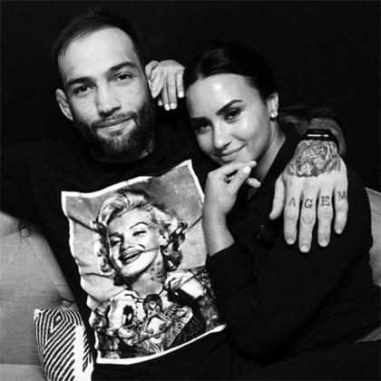 Demi Lovato diz o que sente quando o namorado Guilherme Bomba está lutando