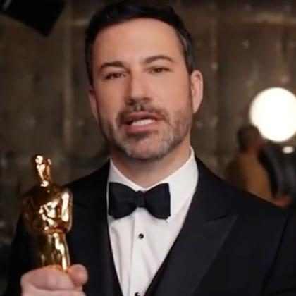 WTF! Jimmy Kimmel hará todo para impedir que este famoso se presente a los Oscar (+ Video)