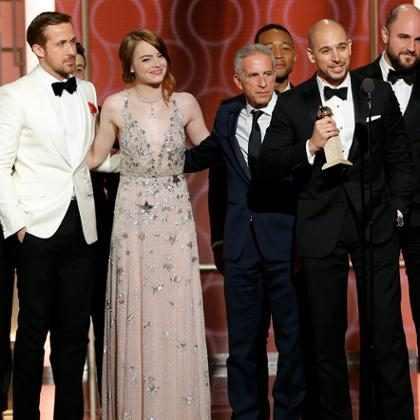 La La Land ganó más Golden Globes que cualquier otra película en TODA la historia