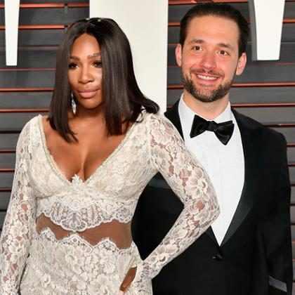 Serena Williams se casa com Alexis Ohanian com presença de famosos