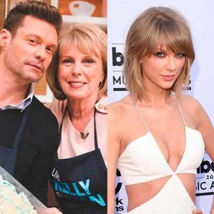 ¡La mamá de Ryan Seacrest es idéntica a Taylor Swift y tienes que verla!