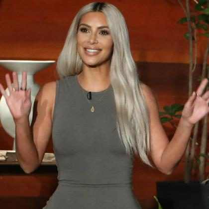 Kim Kardashian anuncia sexo de seu terceiro filho