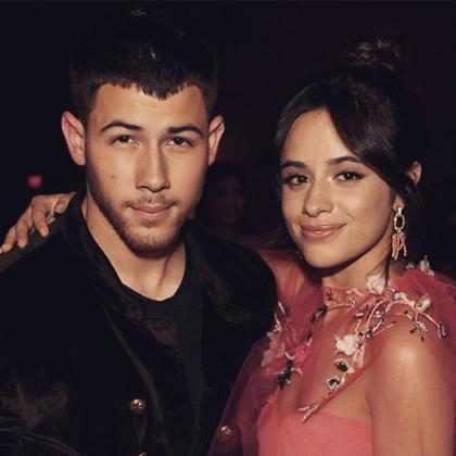¡Camila Cabello y Nick Jonas recibirán 2018 juntos!