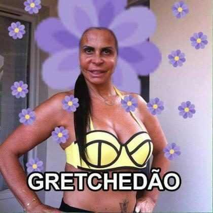 Os melhores memes da Gretchen