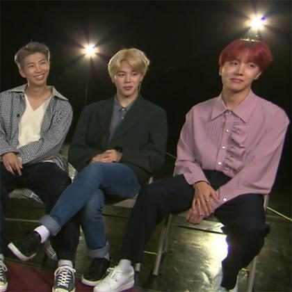 Grupo de k-pop BTS está pronto para cantar no American Music Awards 2017