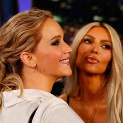 As melhores revelações da entrevista de Kim Kardashian com Jennifer Lawrence