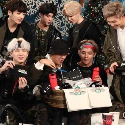 Grupo BTS encerra turnê mundial e revela planos de carreira para 2018