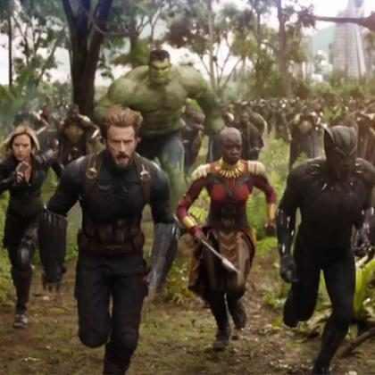 Super-heróis se unem contra Thanos no trailer de Vingadores: Guerra Infinita