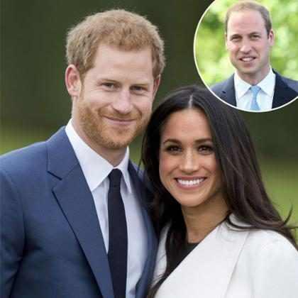 Príncipe William será padrinho de casamento de seu irmão, Harry