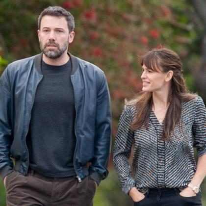 Ben Affleck passará feriado ao lado de sua ex-esposa, Jennifer Garner