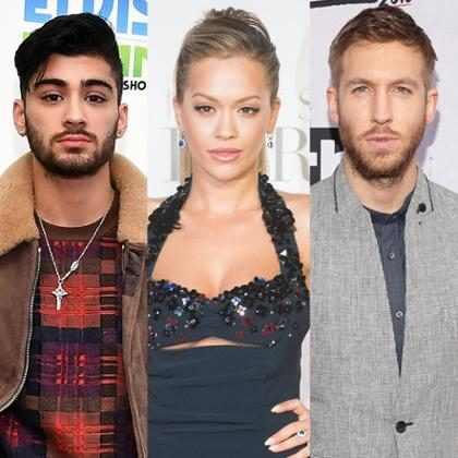Rita Ora habló sobre Calvin Harris, y de su supuesto romance con Zayn Malik y las cosas se pudieron muy incómodas