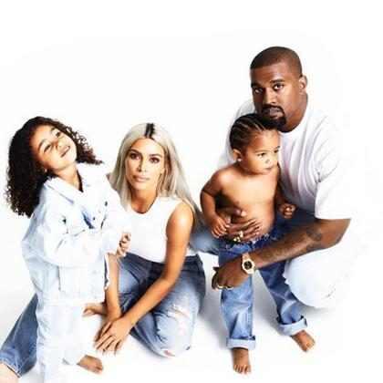 ¡Kim Kardashian y Kanye West le dieron la bienvenida a su tercer bebé!