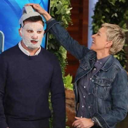 Y es así como Ellen Degeneres prepara a Jimmy Kimmel para los Oscars (+ Video)