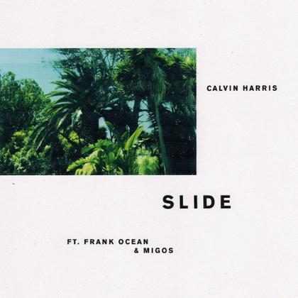 Calvin Harris lança a música Slide com Frank Ocean e Migos