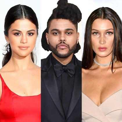 Selena Gomez e The Weeknd deixam de seguir Bella Hadid no Instagram
