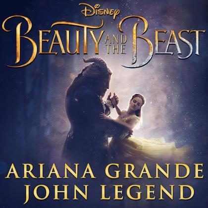 OMG! ¡Escucha ahora mismo la canción de Ariana Grande y John Legend para La Bella y La Bestia (+ Video)