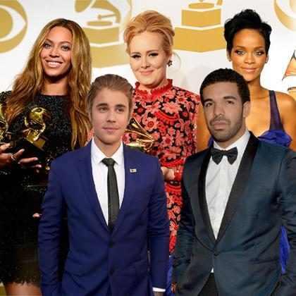 Los nuevos, los veteranos y los que romperán récords: todo lo que necesitas saber de los nominados al Grammy 2017
