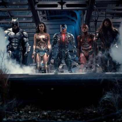 Liga da Justiça ganha novo trailer e pôster na Comic-Con 2017