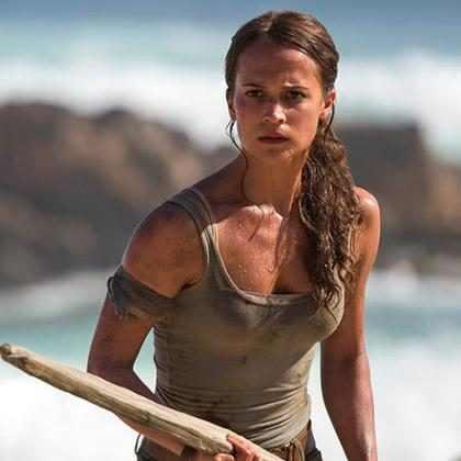 Alicia Vikander arrasa como Lara Croft no primeiro trailer de Tomb Raider