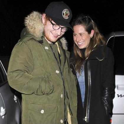 Ed Sheeran pode ter se casado com Cherry Seaborn em segredo