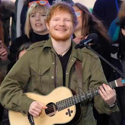 Bebê com a cara de Ed Sheeran leva internet à loucura