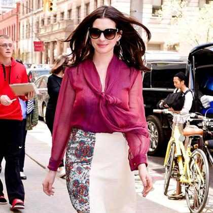 Anne Hathaway se arrepiente de haber sido machista en el pasado (+ Video)