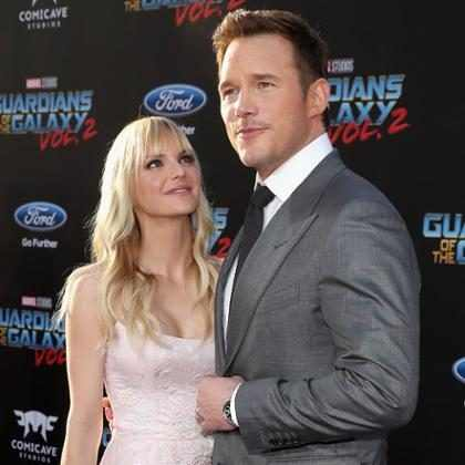 Anna Faris explica cuál es su estatus actual con Chris Pratt