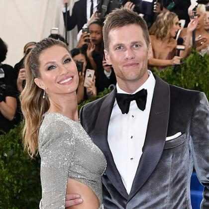 Tom Brady se declara ao desejar feliz aniversário para Gisele Bündchen