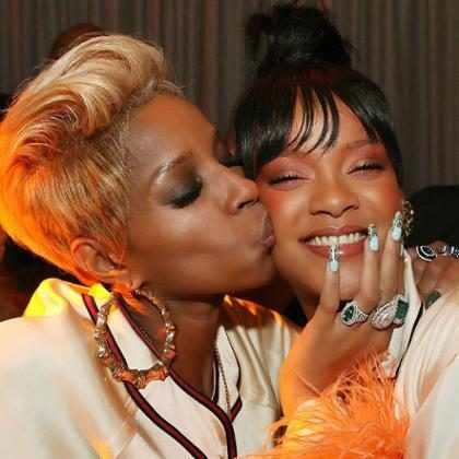 Dale un vistazo exclusivo al after party de Rihanna para la Gala del MET 2017