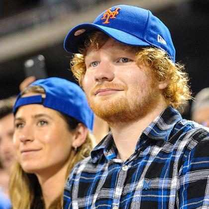 Ed Sheeran pode ter pedido a sua namorada em casamento