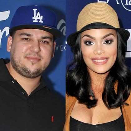 Rob Kardashian nega que esteja namorando Mehgan James
