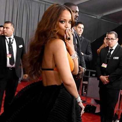 Rihanna divulga bastidores do seu personagem no filme Valerian