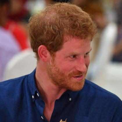 Príncipe Harry admite que ninguém quer ser rei ou rainha