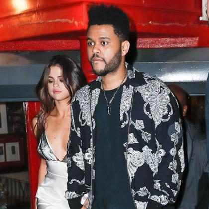 Selena Gomez y The Weeknd vuelven a demostrarnos por qué son la pareja más tierna del Internet ¡Míralos!