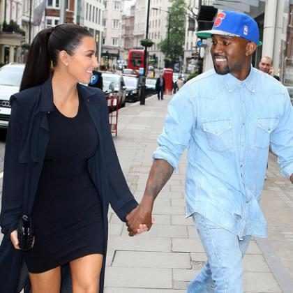 Kim Kardashian escreve mensagem fofa para Kanye West em seu aniversário