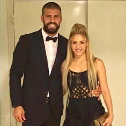Shakira e Gerard Piqué são vistos brigando em público e perto dos filhos